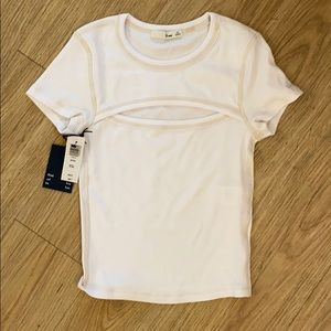 VERA T-SHIRT by Wilfred Free - XS - NWT
